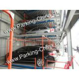 China Dayang Parking Solutions, Multi-levels stacker parking system