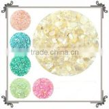 Nail art drill products natural shell powder sea wind fashion nail art gradient sequins drill DIY nail art jewelry