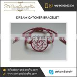 Unique Design Various Colors Dream Catcher Bracelet