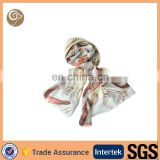 Printting woven italian cashmere scarf