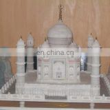 Indian Marble Taj Mahal Replica Valentine Gift