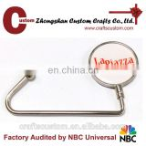 New promotion gift table top bag hanger ,bag hook