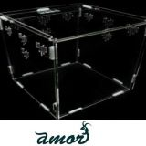Acrylic Hamster and Reptile Enclosures