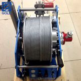 Self-locking & Manual Brake Well Borehole Logging Winch Made in China