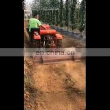 Agriculture Orchard Garden Straw Shredder/Straw Cutting Machine/Paddy Straw Cutting Machine