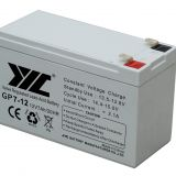 12V 7AH 7.2AH Sealed Lead Acid (SLA) Battery for Alarm & UPS system