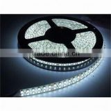 High Quality Double line Smd 3528 LED Strip light Warm White Flexible LED Strip Light cheap aluminium profile led strip