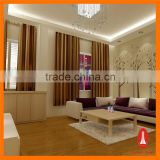 Curtain Times classic motorized polyester roller curtains by guangzhou motorized curtain