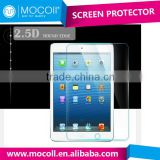 hot trending Mocoll 9H 2.5D 0.33mm for Apple ipad mini tempered glass screen protector for iPad mini screen protector