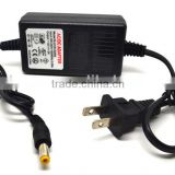 AC100~240V EU/US Plug Output DC 12V 2A 2000mA power converter adapter for led strip light cctv Switching Power supply