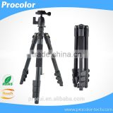 Convenient mini tripod for camera Multi Function Aluminum tube Flexible Mini Camera Tripod