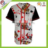 Sublimation full button baseball jersey sublimation custom girls softball uniforms design wholesale