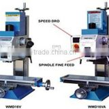 Small milling machine drilling and milling machine bench drill milling machine simple lathe industr