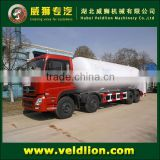 ASME Standardized China biggest 3axles LPG Bowser Semi Trailer LNG Gas tanker Propane tank Trailer 60000 liters 25ton for sale