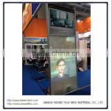 Electronic shutter smart glass with projector function , replace traditional shutter window