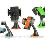 Colorful windshield mount universal car phone holder from SZ-Moacc