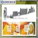 Hot selling small artificial rice extruder machine