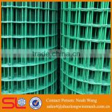 Popular in Europe market high quality uesd for fence green pvc coated holland wire mesh form China