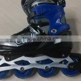 China Wholesale Four Wheel Aggressive inline speed retractable roller skate shoes