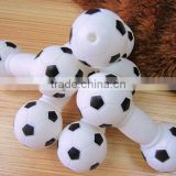 Hot Football Dumbbell Perfect Pet Soft Toys