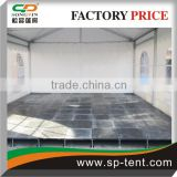 Rasied floor for events tent / Tent flooring system
