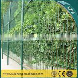 Long Service Life PVC Coated Fence/Welded Mesh Fencing with High Grade/Durable PVC Coated Fence(Factory)
