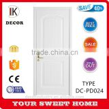 Low price hdf white board moulded door skin