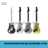 2016 hot sale lowest price Best quality popular inflatable guitar novelty balloons party decoration