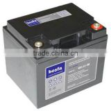 price list of battery 12v38ah agm manufacturer in guangzhou
