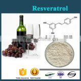 100% Natural Resveratrol 98% Red Wine extract powder                                                                         Quality Choice
