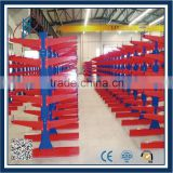 Building materials warehouse steel structural cantilever rack