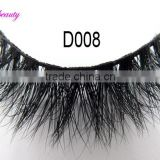 real mink strip eyelash 3D styles mink fur eye lashes