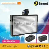 Retail Packaging+ Professional Video Shooting LED Light LED-336 for Camera DV Camcorder Made in China