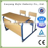 school canteen table and chair wooden school desk children study table furniture training tables