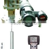LC3010 top mounted cageless displacer level transmitter with FIELDVUE DLC3000 Level Controller