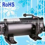 Automobile vehicle compressor for air conditioner of camping car RV recreation vehicles special motor ac