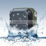 Shenzhen Factory wholesale Mini Water Resistant Shower Speaker Bluetooth Wireless Portable Waterproof speaker For smartphone                                                                         Quality Choice