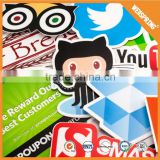 17-0207 Alibaba website vinyl sticker printer with head custom full color sticker scustom decals