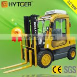 HYTGER 3 Ton Diesel Forklift Cabin With Air Condition & Fan Heater                                                                         Quality Choice