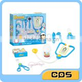 Plastic doctor kit toy with low price