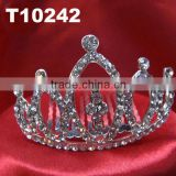children rhinestone princess crowns for sale