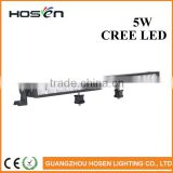 IP68 Waterproof 25inch 90w led tractor work light bar led light bar off road led light bar