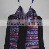 Women Men Winter/Fall China factory Acrylic Knitted Hats and Scarves sets