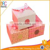 Fashion Custom food grade paper box for cupcake                                                                         Quality Choice