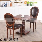 Wholesale Natural Hot-Selling Bamboo Dining Table Set