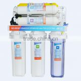 Home ro system 7 stage Reverse Osmosis Type and Under Sink Use RO Water Purifier