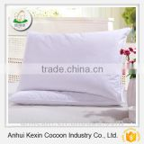 duck goose down pillow silk pillow