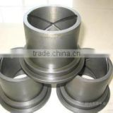 earthmoving equipment spare parts bucket bush & arm bushing with flange