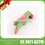 2014 wooden birds beads for jewelry