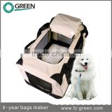 new big pet cat dog bag Portable Soft cage travel folding carrier                                                                         Quality Choice